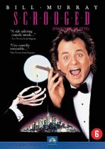 DVD cover van Scrooged
