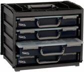 Raaco Handybox - 4 assortimentsdozen -  Incl. inzetbakjes