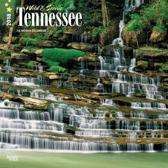 Tennessee, Wild & Scenic 2018 Wall Calendar