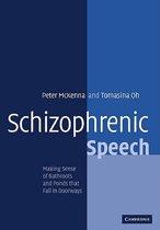 Afbeelding van Schizophrenic Speech