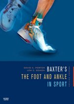 Baxter's The Foot and Ankle in Sport E-Book