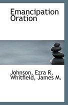 Emancipation Oration