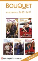 Bouquet e-bundel nummers 3687-3691, 5-in-1
