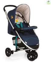 Hauck Miami 3 Pooh Ready to Play - Buggy - Blauw