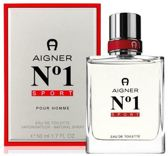 Etienne Aigner N01 Red - Eau de toilette 100 ml - voor mannen