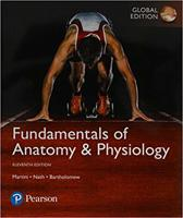 Fundamentals of Anatomy & Physiology plus Pearson Mastering A&P with Pearson eText, Global Edition