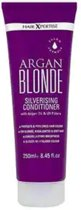 Hair Xpertise Argan Blonde Silverising Conditioner 250ml