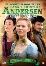 Prinses Op De Erwt (dvd)