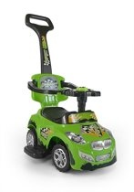 Milly Mally Happy Loopwagen Raceauto Groen