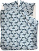 Beddinghouse Peru - Dekbedovertrek - Lits-jumeaux - 240x200/220 cm - Blauw
