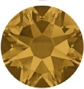 Swarovski kristallen SS 20 Topaz 100 stuks