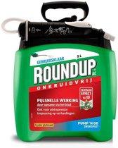 Round up onkruidvrij -   glyfosaat vrij