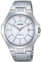 Lorus RH945EX9 - Horloge - Staal - Zilverkleurig - 41 mm
