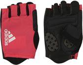 adidas Adistar Gloves -fietshandschoenen - zwart/roze - L