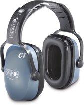 Oorkappen Howard Leight Clarity C1 , blauw-zwart