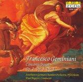 Geminiani: Concerti Grossi Op 2, Op 3 Op 4 / Angerer