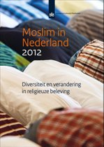 SCP-publicatie 2012-25 - Moslim in Nederland 2012