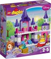 LEGO DUPLO Sofia het Prinsesje Koninklijk Kasteel - 10595