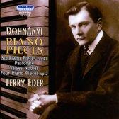 Dohnanyi: Piano Pieces