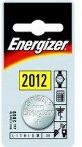 Energizer CR2012 3V lithium knoopcel batterij - 1 stuk
