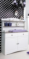 Bebies First - Babykamer Tamara - Commode - Wit