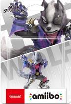 Amiibo Wolf - Super Smash Bros.