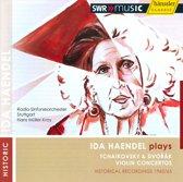 Ida Haendel Plays Tchaikovsky & Dvorak Violin Concertos