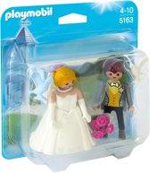 Playmobil DuoPack bruidspaar- 5163
