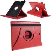 Draaibare hoes Samsung Galaxy Tab A 9.7 rood
