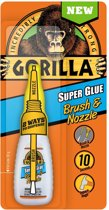 Gorilla Superglue Brush & Nozzle