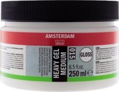 Amsterdam schildermedium flacon 250 ml - heavy gel - glanzend