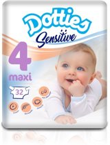 Dotties Sensitive Luier Maxi