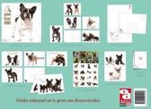 Franse bulldog cadeauset