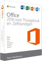 Microsoft Office Home & Business 2016 - Engels