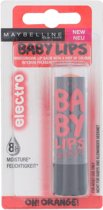 Maybelline - Baby Lips Electro - Oh! Orange!