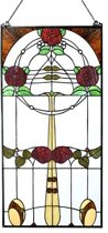 Tiffany Paneel Mackintosh Rose