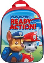 Nickelodeon Rugzak Paw Patrol 3d Jongens 6 Liter Blauw