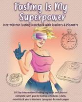 Fasting Is My Superpower