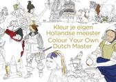 Kleur je eigen Hollandse meester/Colour your own Dutch master