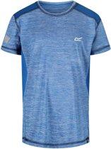 Regatta-Takson-Outdoorshirt-Unisex-MAAT 128-Blauw