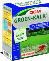 DCM groenkalk 4kg