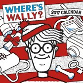 jaarkalender 2017 Where is Wally ?