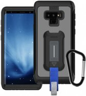 Armor X BX-Series Galaxy Note 9 Robuust Hoesje Transparant Zwart