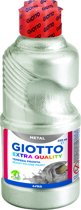 Giotto Bottle 250 ml Metal paint silver