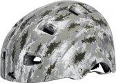 KED 360˚ reflecterende fietshelm: Risco K-Star L Grey , Maat: 57-62 cm