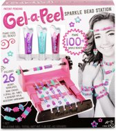 Gel-A-Peel Glitterkralen Ontwerpstation