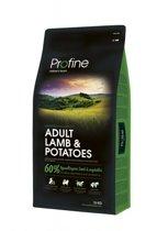 Profine Adult Lamb & Potatoes 3kg/15kg Inhoud - 3 kg