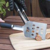 Barbecuegereedschapset - 3 delig - RVS