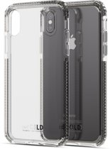 SoSkild Defend Heavy Impact Telefoonhoesje   Transparant   iPhone Xs Max   TÜV Nord Kwaliteitskeurmerk