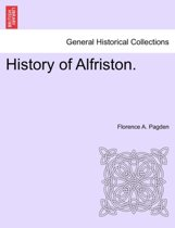 History of Alfriston.